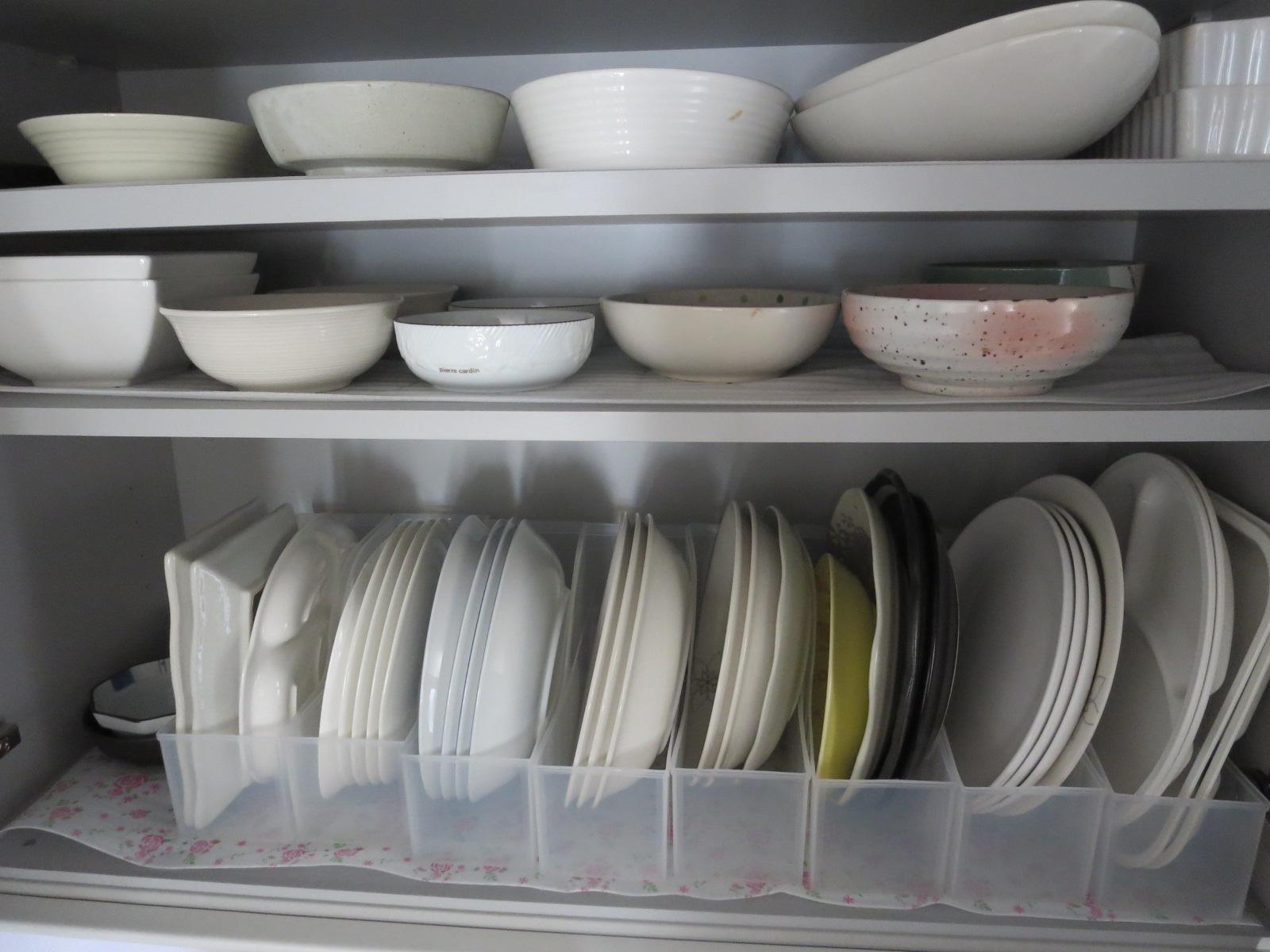 食器棚収納9