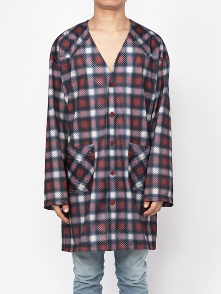 PM16LSS02403Ombrer Check Mesh Long Tee7_R