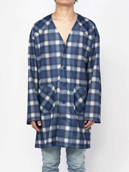 PM16LSS02403Ombrer Check Mesh Long Tee4_R