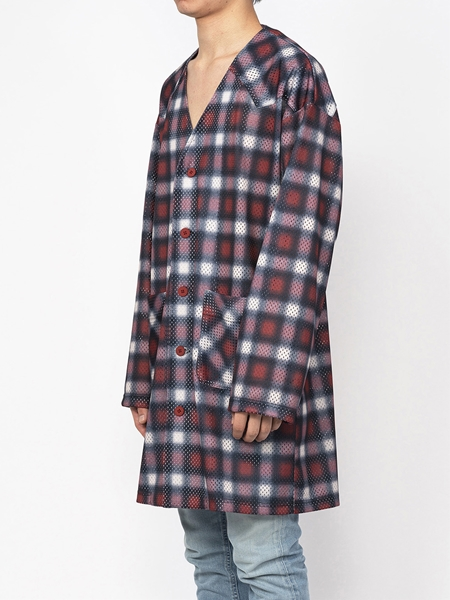 PM16LSS02403Ombrer Check Mesh Long Tee8_R
