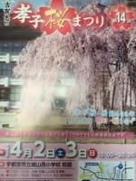 2016年桜まつり