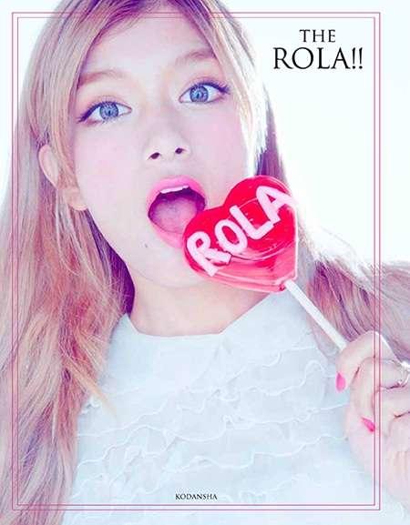 ローラの本「THE ROLA!!」