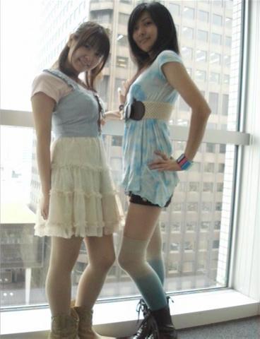 竹達彩奈の着衣巨乳
