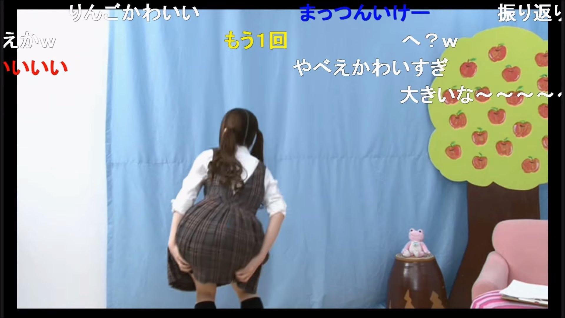 乃木坂46・松村沙友理の着衣デカ尻