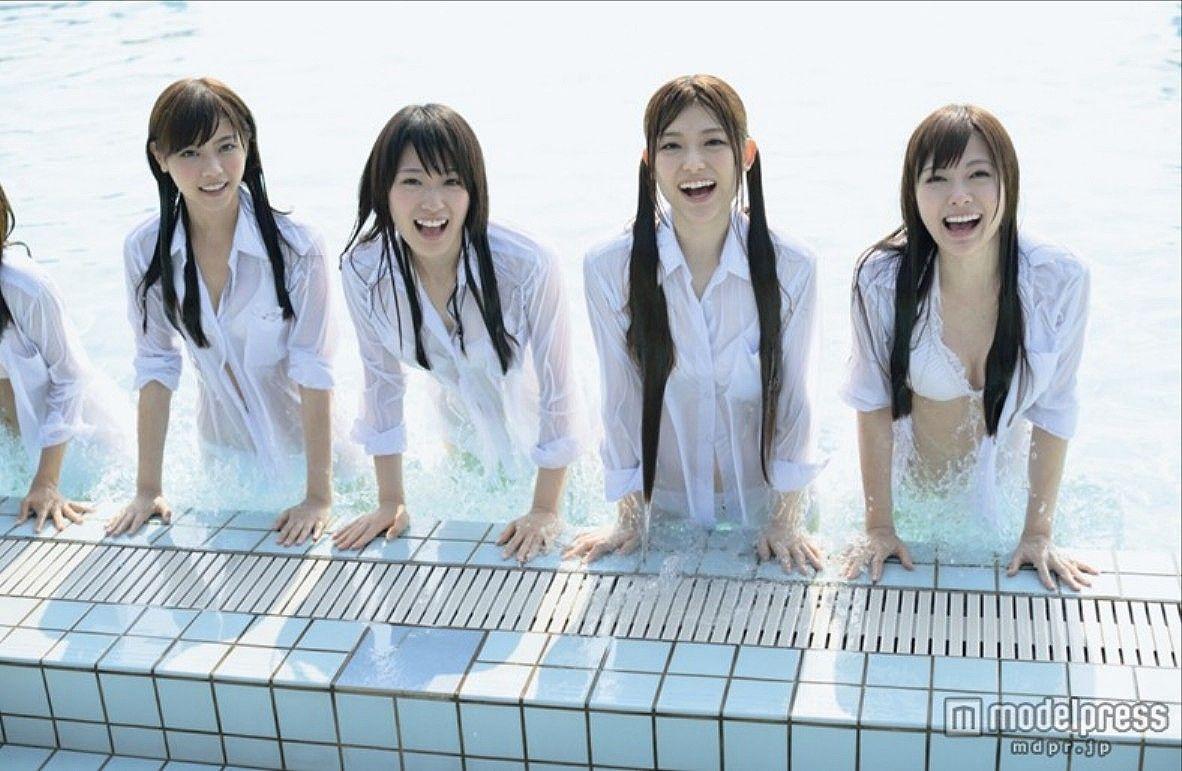 乃木坂46ファースト写真集「乃木坂派」画像、白石麻衣・松村沙友理らの水着グラビア