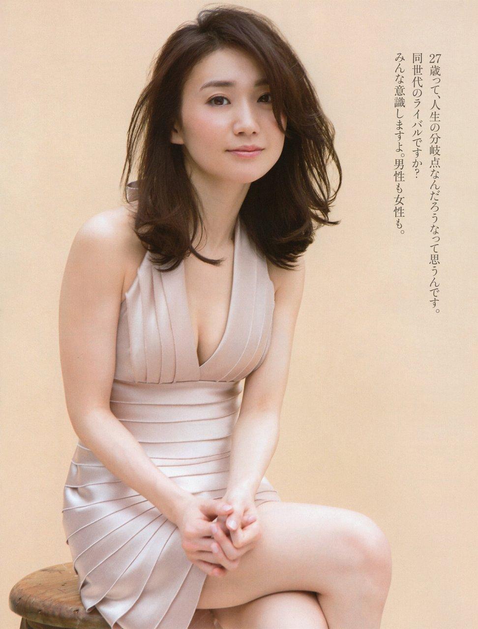 「FRIDAY(フライデー) 2016年 3/11 号」、大島優子の熟女路線グラビア