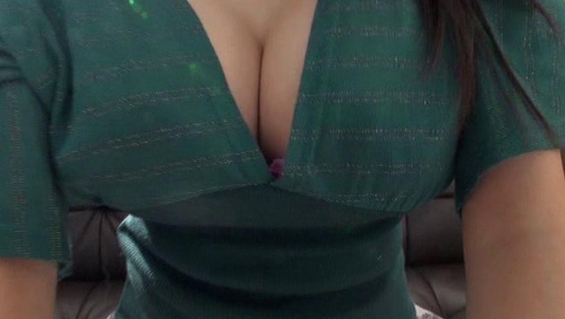 奥菜アンナのAV「入れ乳ポルノスター 奥菜アンナ」キャプチャ画像