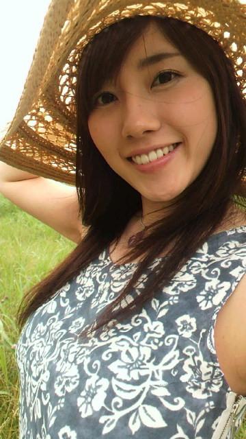 長澤あずさの自撮り画像