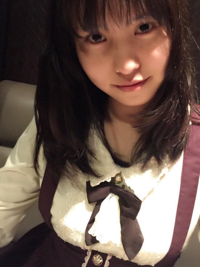 はるかぜちゃん(春名風花)の着衣巨乳