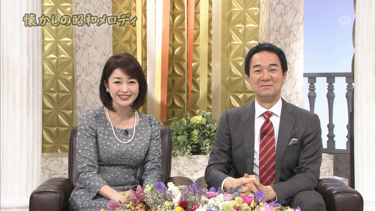 テレビ東京・松丸友紀アナの着衣巨乳