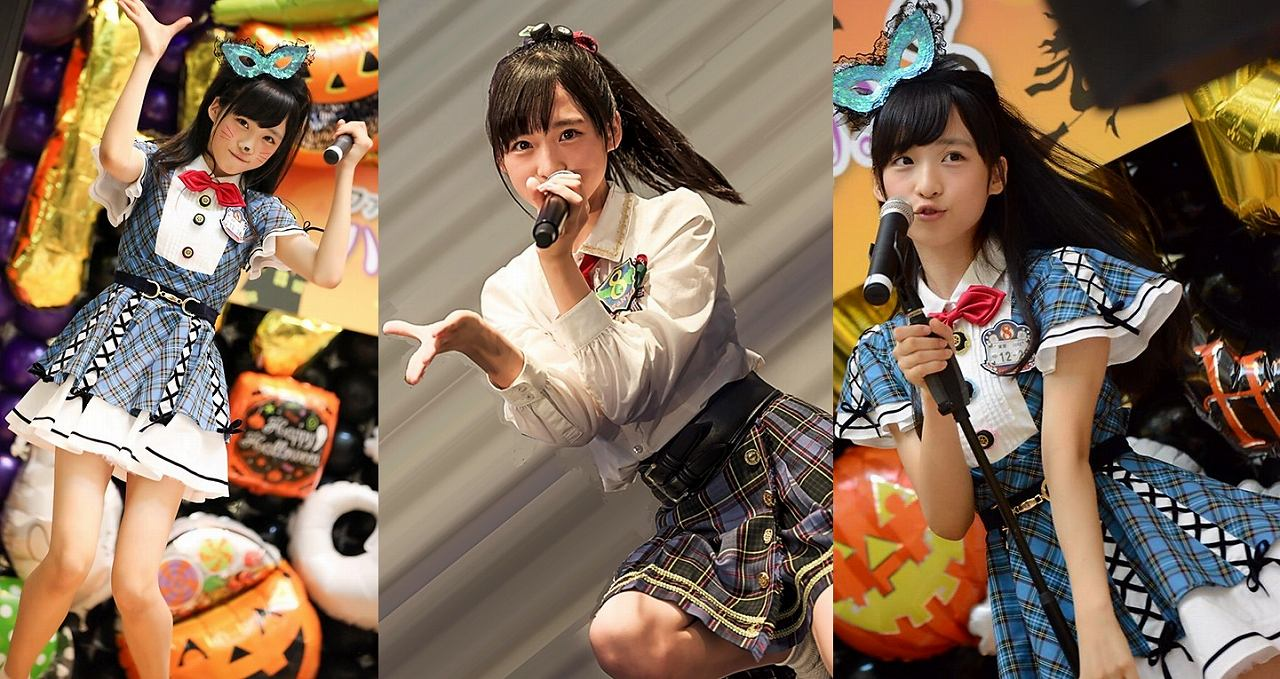AKB48の小栗有以