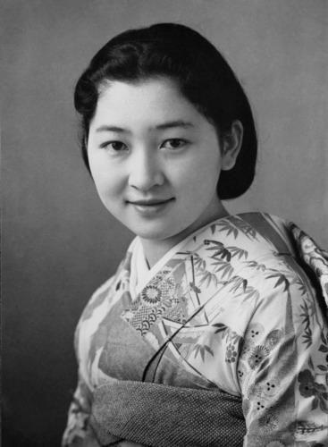 皇后美智子さま(正田美智子)