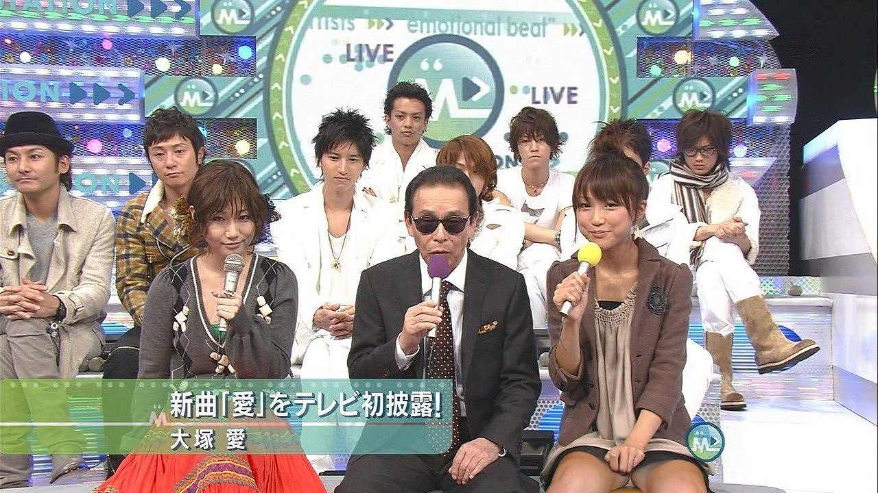 「ミュージックステーション」でがっつりパンチラしてる竹内由恵アナ