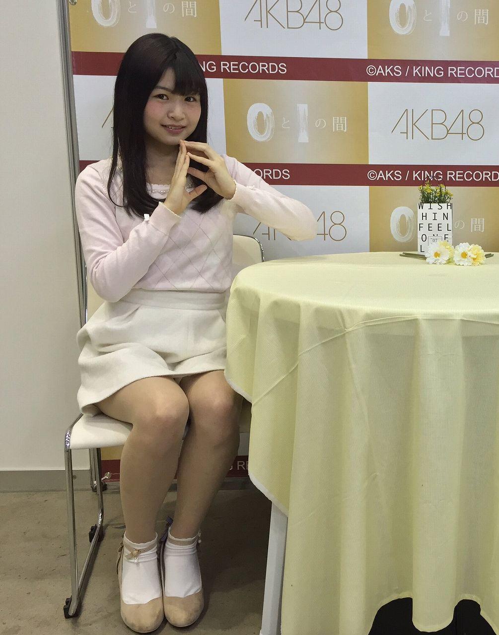 写メ会でパンチラギリギリの田中優香