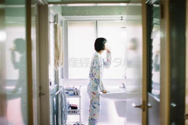 花盛友里の写真集「脱いでみた」画像