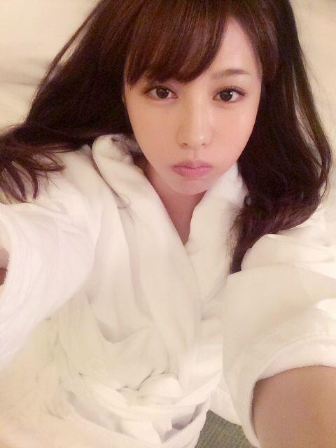 美雪ありすの自撮り画像