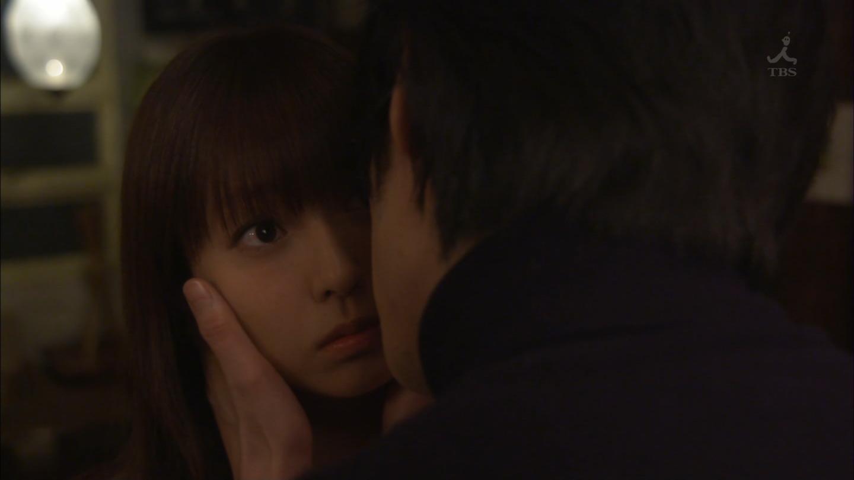 ドラマ「ダメな私に恋してください」、深田恭子とディーン・フジオカのキスシーン
