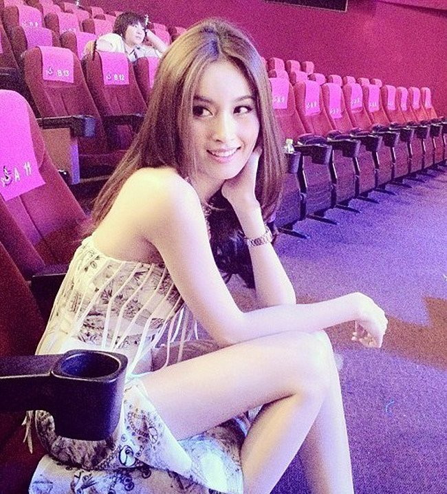 タイの美人すぎるニューハーフ