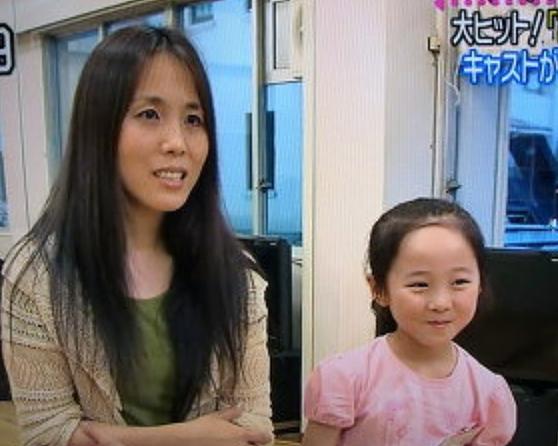 本田望結と本田望結の母