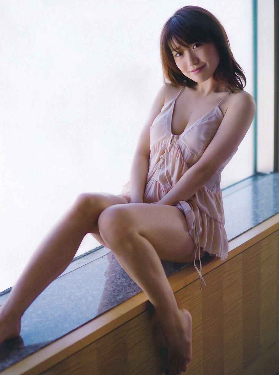 大島優子のグラビア