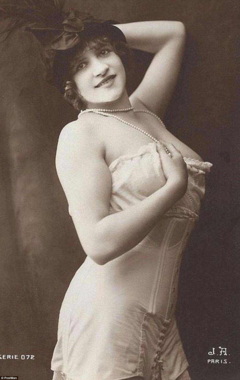 100年前のセックスシンボル