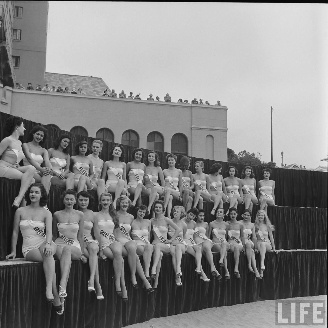 1952年のミス・ユニバース
