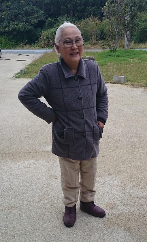 真栄田さん登場