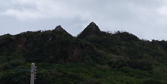 せいファ御嶽のあるところ