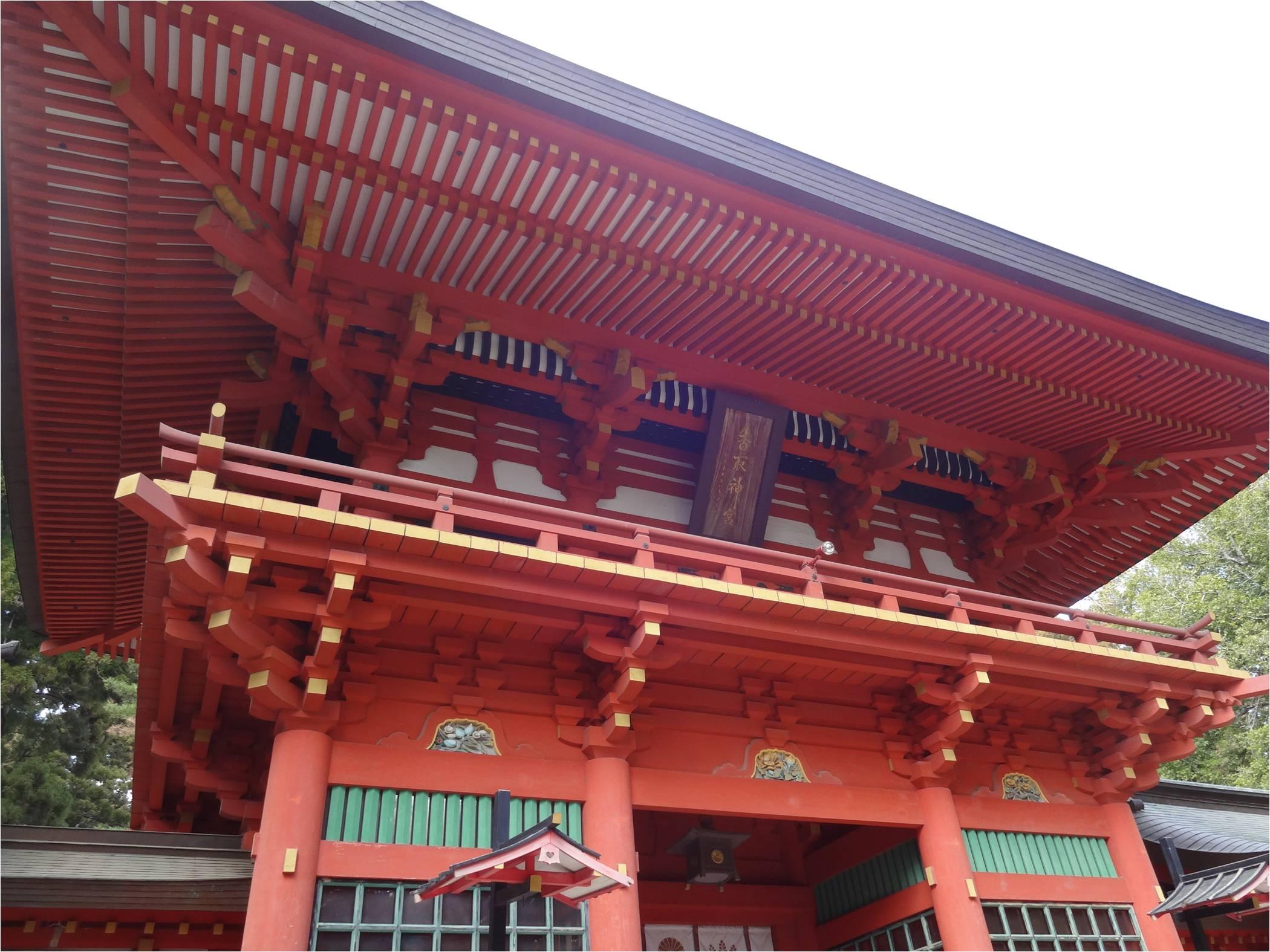 香取神宮1
