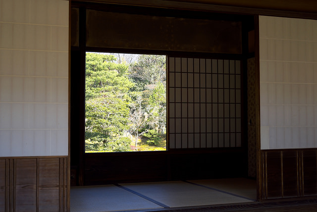 京のかたち003桂離宮3