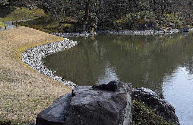 京のかたち010仙洞御所