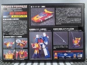 トランスフォーマー MP28 ホットロディマス ビークル・ロボットモード002
