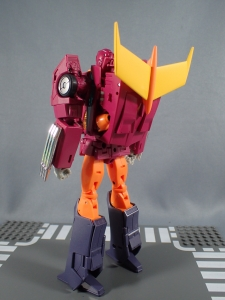 トランスフォーマー MP28 ホットロディマス ビークル・ロボットモード023