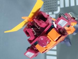 トランスフォーマー MP28 ホットロディマス ビークル・ロボットモード027