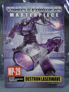 トランスフォーマー MP29 防衛参謀レーザーウェーブ レーザーバルカンモード004