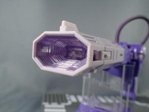 トランスフォーマー MP29 防衛参謀レーザーウェーブ レーザーバルカンモード011