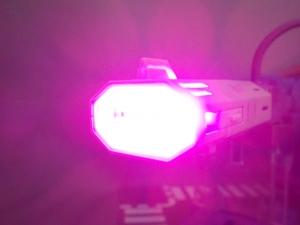 トランスフォーマー MP29 防衛参謀レーザーウェーブ レーザーバルカンモード014