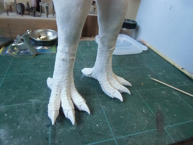 足のウロコ