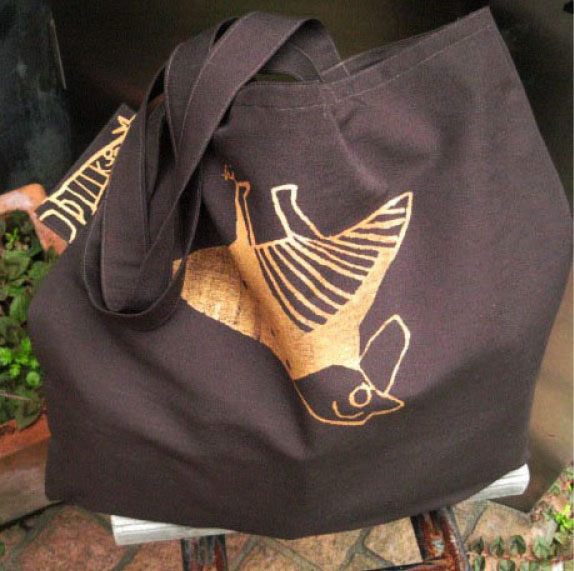 bcbeiffel brown bag  - order -