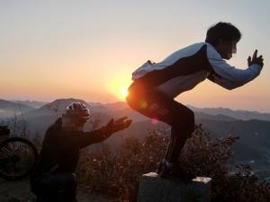 日の出(^^)2