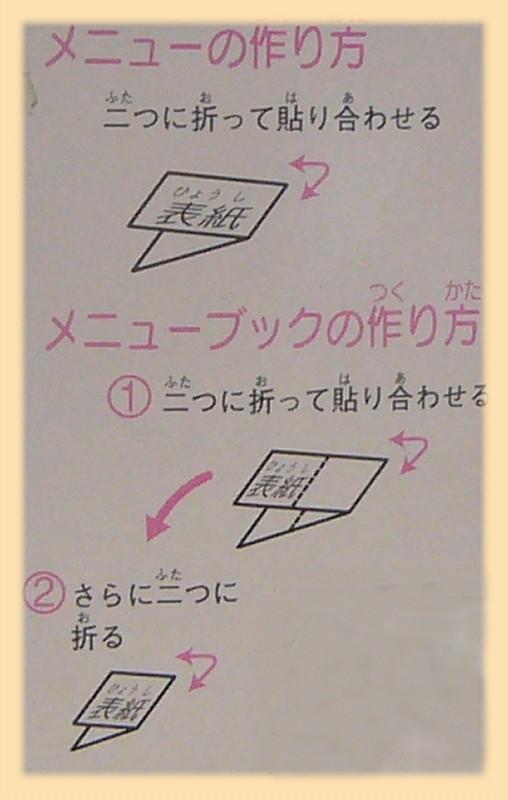リンリンピザセット 箱 内フラップ 1
