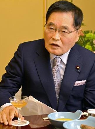 亀井静香 産経