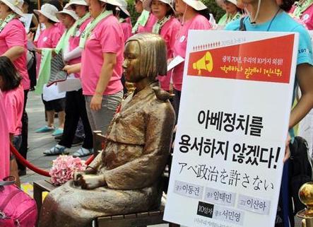 韓国 慰安婦1