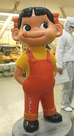 ぺこちゃん人形