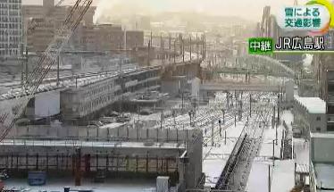 広島大雪2