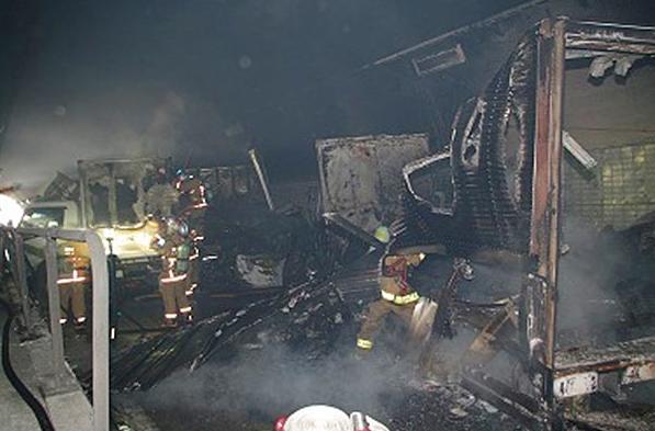 八本松トンネル事故11