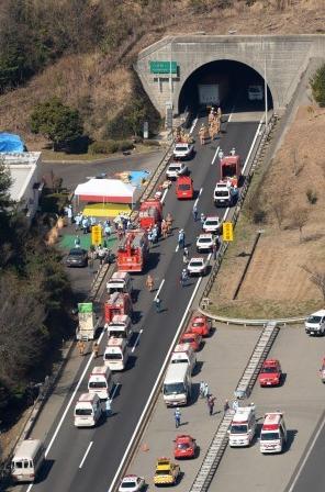 八本松トンネル事故13