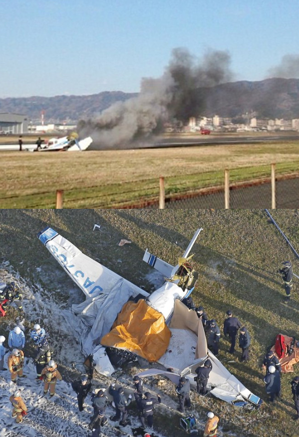 大阪八尾空港事故