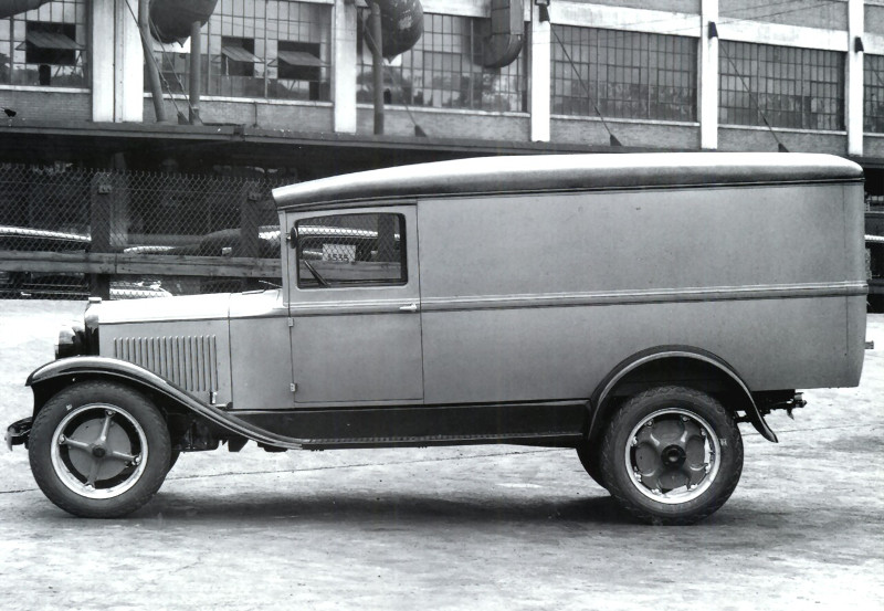 1931 Dodge Merchants Express Panel Truck
