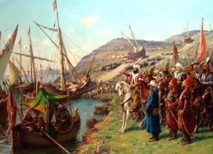 コンスタンティノープル攻略戦